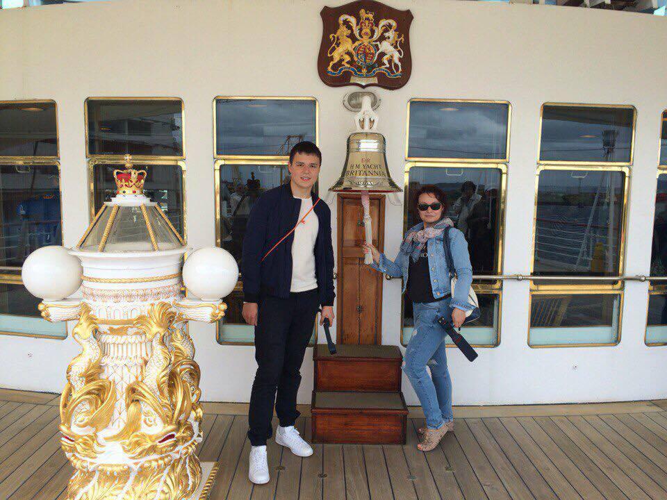 Royal Yacht Britannia 2