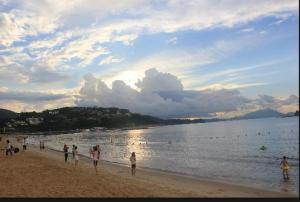 Dameisha Beach, Shezhen